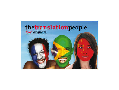 The Translation People - Translations