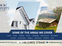 Uk Property Sourcing - Estate Agents