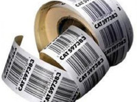 Mercury Labels (2) - Office Supplies