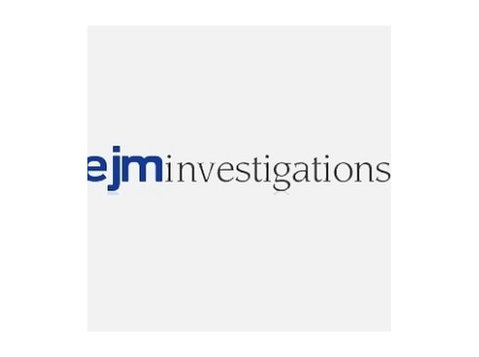 Ejm Investigations - Security services
