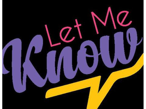 Letmeknow.online - Advertising Agencies