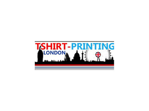 T Shirt Printing London - Clothes