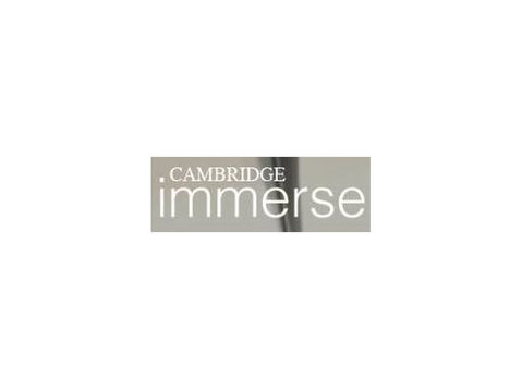 Cambridge Immerse - Universities