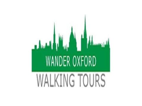 Wander Oxford Walking Tours - Travel Agencies