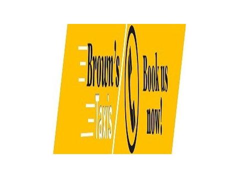Browns Taxis Abingdon - Taxi Companies