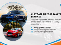 Surrey Airport Cars (1) - Car Transportation