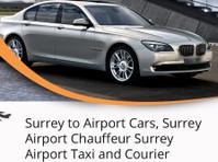 Surrey Airport Cars (4) - Car Transportation