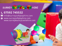 Soft Play Hire Surrey (1) - Toys & Kid's Products