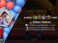 Soft Play Hire Surrey (3) - Toys & Kid's Products
