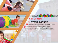 Soft Play Hire Surrey (4) - Toys & Kid's Products