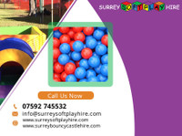 Soft Play Hire Surrey (5) - Toys & Kid's Products