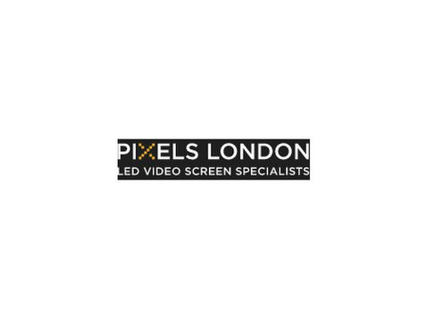 pixels london - led video screen specialists - Conference & Event Organisers