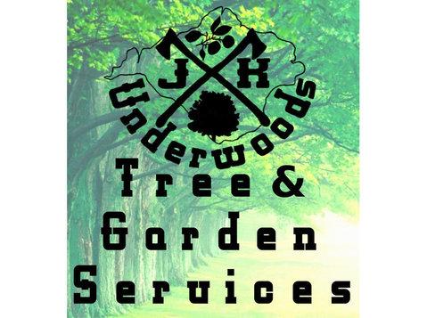 J K Underwoods Tree & Garden Services - Gardeners & Landscaping