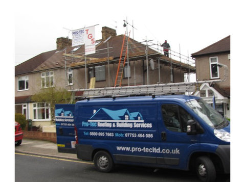 Pro-tec Roofing - Roofers & Roofing Contractors