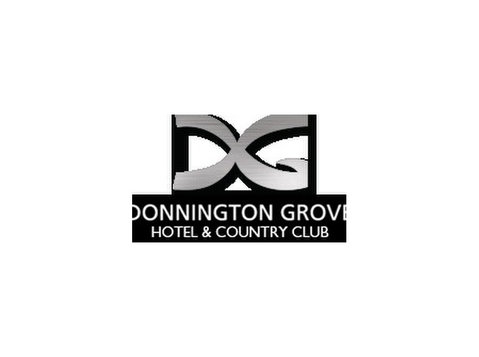 Sandtrend Ltd Trading As Donnington Grove Country Club - Hotels & Hostels