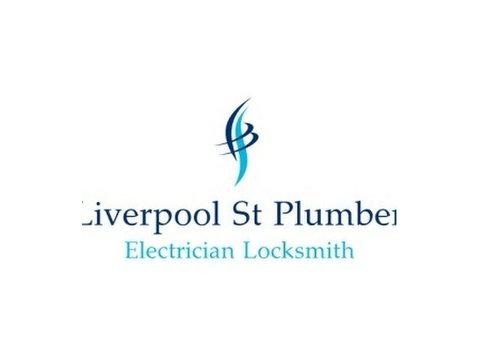 Liverpool St Plumber Electrician Locksmith - Plumbers & Heating