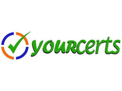 Yourcerts Dumps - Online courses