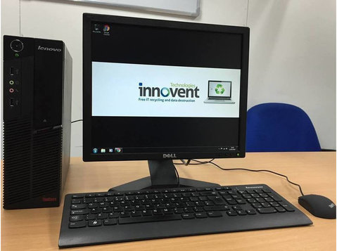 Innovent Recycling Ltd - Computer shops, sales & repairs