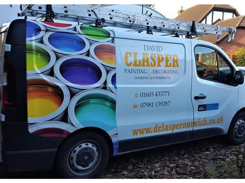 Clasper Dulux Select Decorators - Painters & Decorators