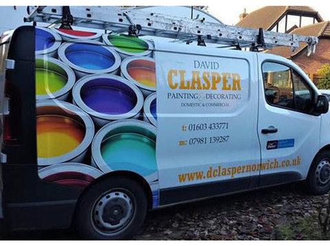 Clasper Dulux Select Decorators - Painters & Decorators