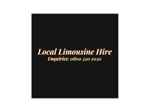 Local Limousine Hire - Car Transportation
