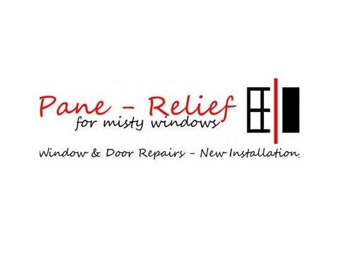 Pane Relief - Windows, Doors & Conservatories