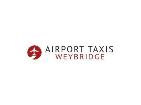 Airport Taxis Weybridge - Taxi Companies
