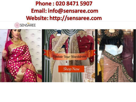 Sen Saree - Clothes