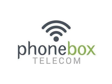 Phonebox Telecom - Internet providers