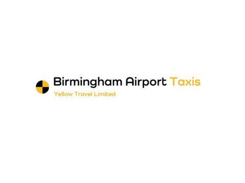 Birmingham Airport Taxis - Taxi Companies