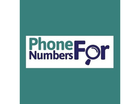 Phone Numbers For - Business & Networking