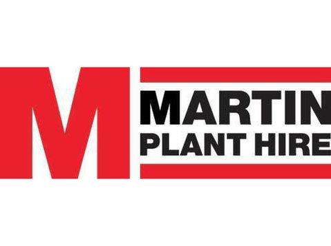 Martin Plant Hire - Plumbers & Heating
