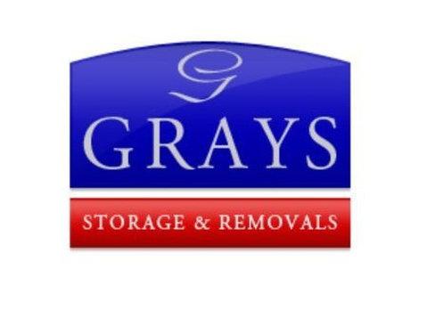 Grays Storage and Removals - Storage