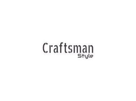 Craftsman Style, Craftsman Style - Furniture