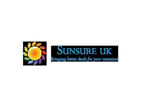 Sunsure Uk - Insurance companies