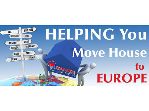 Edwards European Moving - Removals & Transport