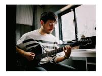 Sean Bishop Guitar Tutor (2) - Music, Theatre, Dance