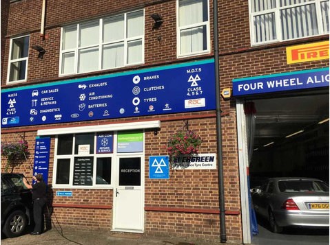Hersham Service Station - Car Repairs & Motor Service