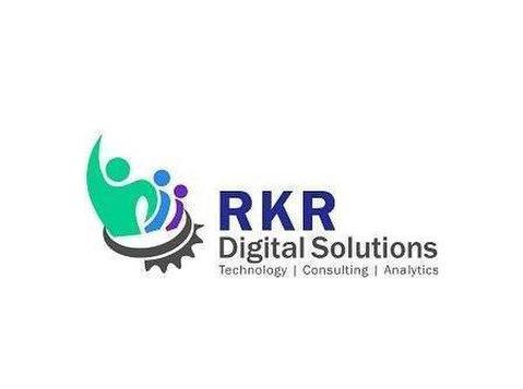 Rkr Digital Solutions - Webdesign