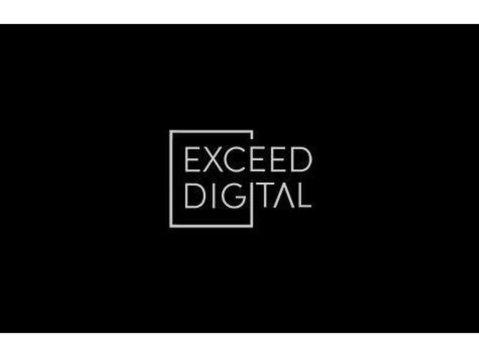 Exceed Digital - Webdesign