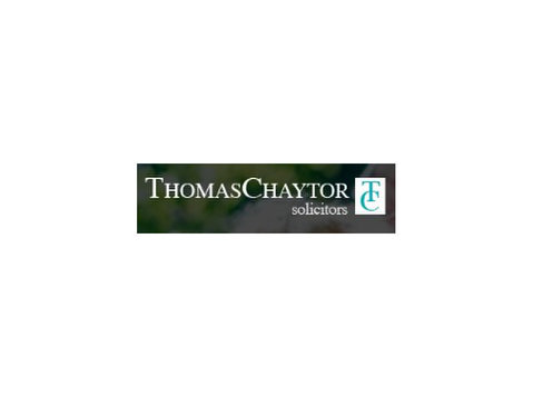 Thomas Chaytor - Commercial Lawyers