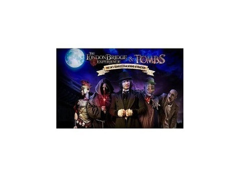The London Bridge Experience & London Tombs - Tourist offices