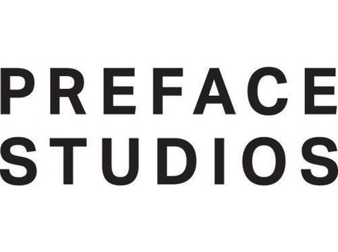 Preface Studios - Webdesign
