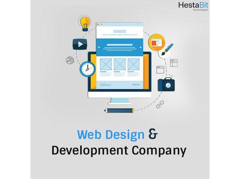 Hestabit Technologies - Webdesign