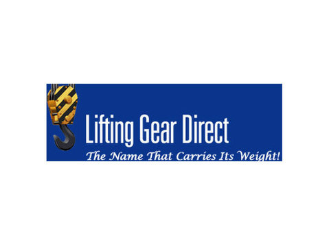 Lifting Gear Direct Ltd - Construction Services
