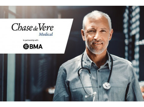 Chase de Vere Medical - Financial consultants