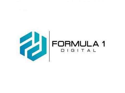 Formula 1 Digital - Marketing & PR