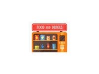Snack Vending (2) - Food & Drink