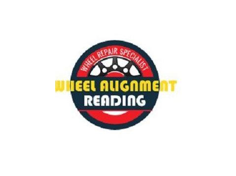 Wheel Alignment Reading - Car Repairs & Motor Service