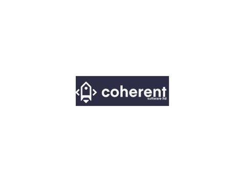Coherent Software - Webdesign